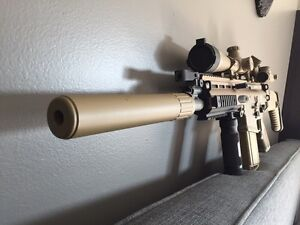 Paintball/airsoft VFC Scar H