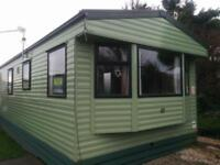* CHEAP STATIC CARAVAN GLASSON MARINA GLASSON MARINA NR LANCASTER & MORECAMBE *