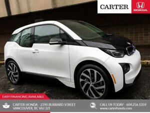 2015 BMW i3 TERA + TECH + PARK + 20INCH  + YEAR-END CLEAROUT!