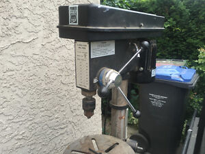 Drill Press (reduced - was $175)