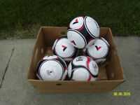 Soccer balls selling $4.00each