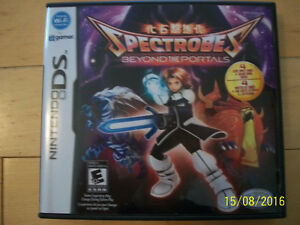 Spectrobes Beyond the Portals (DS Game) for Sale with Cards