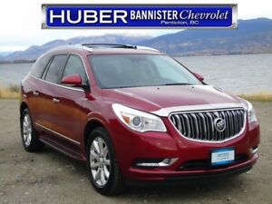 2014 Buick Enclave AWD/Leather/Heated and Cooled Seats