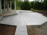 CONCRETE /SLAB/STEPS/DRIVEWAYS/and more