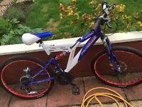 Boys/teens bmx bike -£50