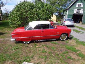 1951 Ford Victoria 2 Door Hard- Top (For Sale or Trade)-