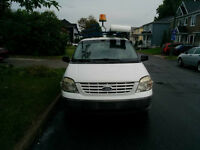 2006 Ford Freestar Cargo