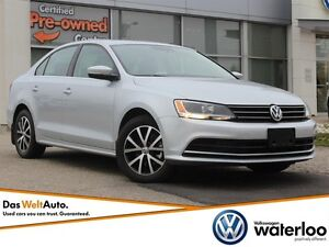 2016 Volkswagen Jetta Comfortline - Bluetooth & Backup Camera!