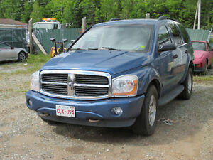 parting out 2005 dodge durango