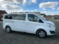 15 2015 FORD TRANSIT CUSTOM 2.2 TDCI 300 TOURNEO 125PS LIMITED - NO VAT