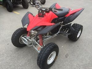 2008 Honda TRX400  for only $39 Bi-weekly!