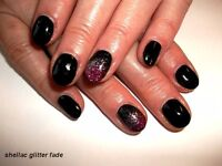 Mobile Nail Technician - Lovely Shellac Nails AT YOUR HOME !! Available Evenings & Weekends