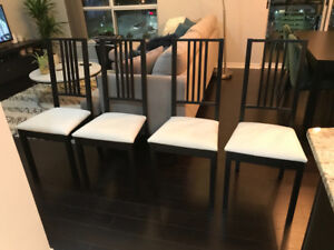 *IKEA DINING CHAIRS x4 FOR SALE*