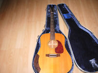 !975 Martin D18 with origanal case