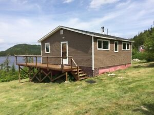 Cabin for sale on Kettle Pond, Hughes Brook