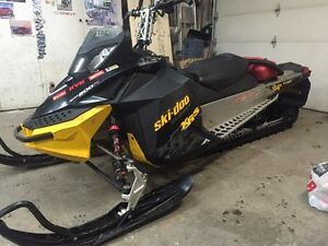Summit 800R XRS HILLCLIMB ÉDITION  2010