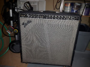 1981 FENDER SUPER REVERB