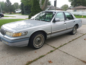 94 Grand Marquis  REDUCED!!