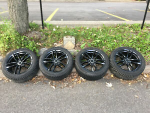 Pneus d'hiver GTI GOLF R AUDI Winter Tires