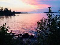 Chalets À Louer directement sur le Lac Taureau