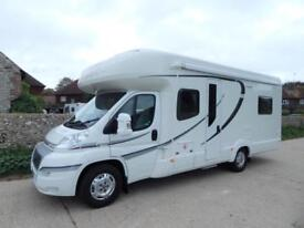 Auto Trail Tracker RB, 2013, AUTOMATIC 150BHP, 4 Berth, Cruise Control