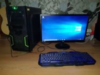 ADMI GAMING PC (first gaming pc)