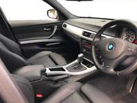2009 59 reg BMW 320d M Sport Touring Estate Blue + Leather