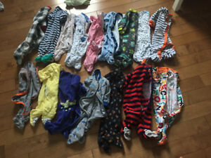 Baby Boy 0-3 month clothing lot