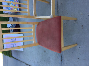 6 IKEA chairs for sale
