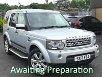 2013 (13) Land Rover Discovery 4 3.0 SDV6 HSE Automatic