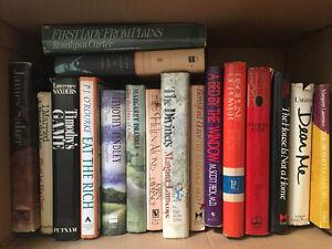 Box of Novels - Fiction