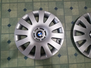Cap de roue BMW 16 po.  4 pieces