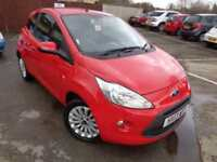 2013 Ford Ka 1.2 ( 69ps ) ( S/S ) Zetec