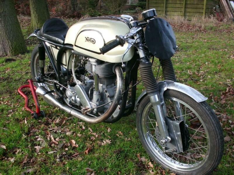 MANX Norton Classic | in Rugeley, Staffordshire | Gumtree