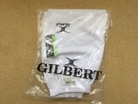 Gilbert Boys White Rugby Shorts