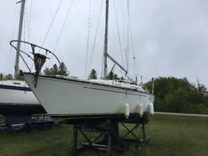 C AND C SAILBOAT FOR SALE CHEAP