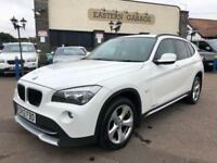 2012 12 BMW X1 2.0 SDRIVE20D EFFICIENTDYNAMICS 5D 161 BHP DIESEL
