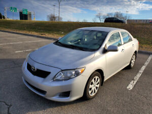 2009 Toyota Corolla CE, 4 Cyl, 1.8L, A/C Automatic(Negotiable)