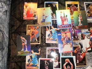 BASKETBALL CARDS FROM 1990'S APPROXIMATELY 35 cards for $15 Prince George British Columbia image 3