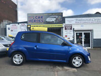 2010 RENAULT TWINGO 1.2 EXTREME LOW 60,000 MILES ( AA ) WARRANTY INCLUDED