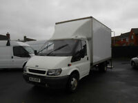 Ford Transit 2.4TDI ( 90PS ) 2004.75MY 350 LWB Extended Frame DRW,luton