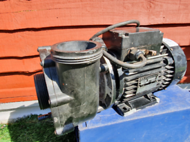 Hot Tub Motor