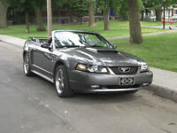 2004 Ford Mustang GT Cabriolet