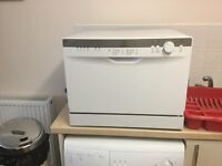 New Indesit Compact Dishwasher