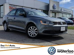 2013 Volkswagen Jetta - Manual, Bluetooth, 1 Owner!