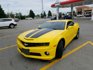 2010 Chevrolet Camaro 2SS manual for sale!