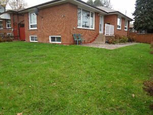 Basement(2Br+1Wr)For Rent In Bellamy Rd & Eglinton Ave $950.00