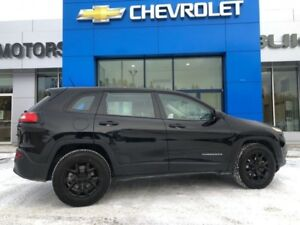 2016 Jeep Cherokee Sport  - Bluetooth -  Power Windows