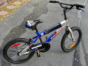 "Nakamura BMX Bike 18 "" Kitchener / Waterloo Kitchener Area image 1"