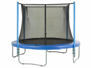 ENCLOSER NET AND POLES for Trampoline